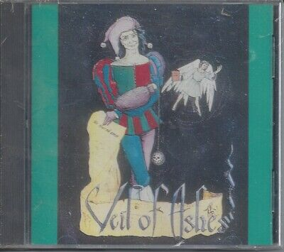 Veil Of Ashes-The Young And Reckless Christian Rock/Alt. 1992 Blonde Vinyl (NEW)