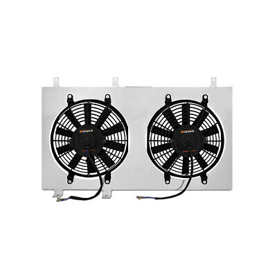 Mishimoto Performance Aluminium Fan Shroud Kit For Toyota Supra 1986-1993