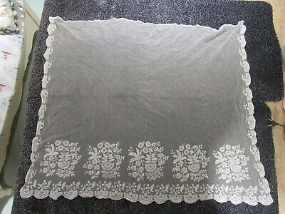 Antique Early Victorian Wedding Veil