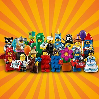 LEGO MINIFIGURES SERIES 18 PARTY 71021 GENUINE !      buy 3 get 1 free