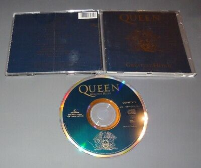 CD  Queen – Greatest Hits II 1991   Parlophone NL  CDP 79 7971 2