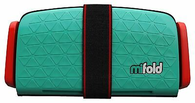 mifold The Grab and Go Booster Child Restraint Seat/GREEN/PINK/GREY/BLUE