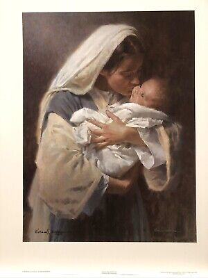 Morgan Weistling Kissing the Face Of God. LE #179/650  S/N by Artist