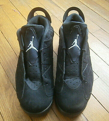 """new products f8f58 4043d Nike Air Jordan 6 Retro Low """"Chrome"""" Style   304401-003 Size 8.5"""