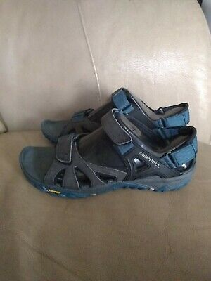 5429ba330a4d MERRELL ALL OUT Blaze Sieve Convertible Walking Sandal Men s size 9 ...