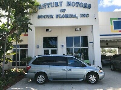 2006 Chrysler Town & Country  GPS NAV DVD CD Bluetooth UConnect Stow-N-Go Heated Leather