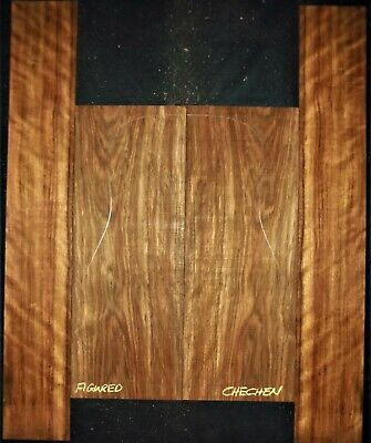 Guitar Luthier Tonewood Figured CHECHEN Acoustic BACKS SIDES SET back and side