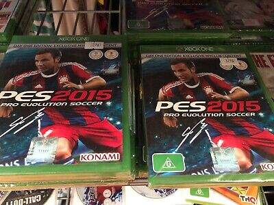 PES2015 PRO EVOLUTION Soccer Football PS3 Game, Free Post