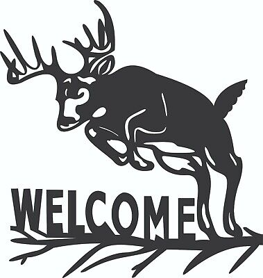 DXF FILE FOR CNC PLASMA ROUTER Laser Cut Vector DXF CDR Files - WELCOME Deer