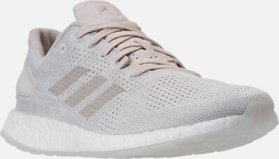 c9a266b5e3a0f Men s Adidas PureBoost Pure Boost DPR Running Shoes Sz 10.5 Grey   White  BB6295
