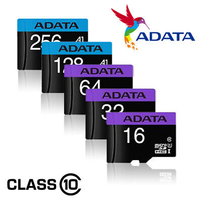Micro SD Card 16GB 32GB 64GB 128GB 256GB TF Memory Class 10 Nintendo Cell Phone