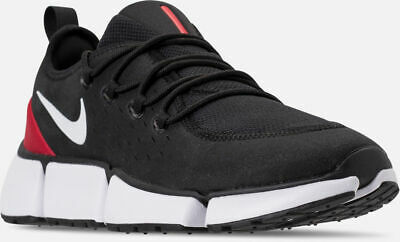 e825826890ef9 Nike Pocket Fly DM Running Shoes Black   White   Red Sz 8.5 AJ9520 003