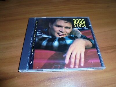 More Love by Doug Stone (CD, Nov-1993, Epic) Used