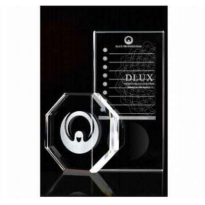 DLUX Eyelash Crystal Plates Type Extension Supplies Tools