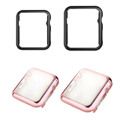 For Apple Watch Series 1 2 3 Full Body Hard Case Cover Screen Protector 38m hot