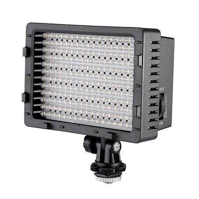Neewer 13W Dimmbare 216 LED Video Licht Panel Dauerlicht für Canon Nikon