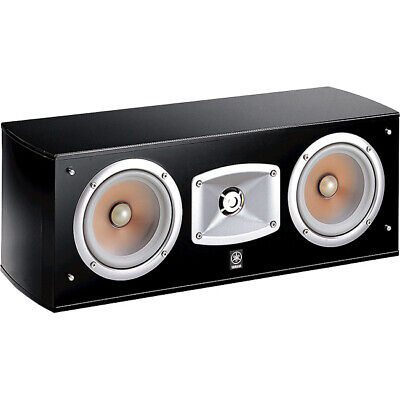 NSC-444B 2 Way Dual Woofer Centre Speaker Yamaha