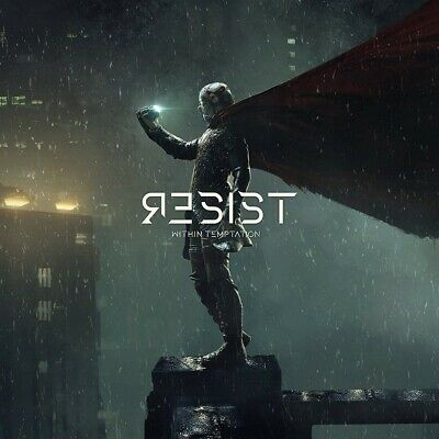 WITHIN TEMPTATION Resist JAPAN DIGIPAK CD 2019