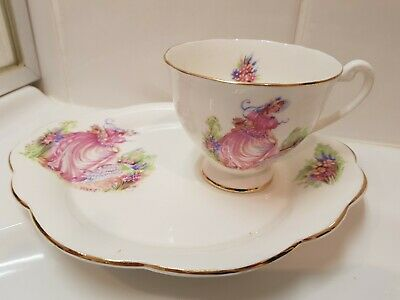 Tennis cup set Windsor English bone china