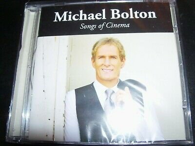 Michael Bolton Songs Of Cinema CD – New