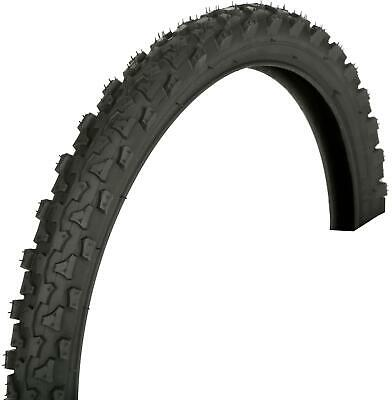 """Halfords Mountain Bike MTB Tyre 20"""" x 1.9 Black Bicycle Cycle Cycling Tire"""