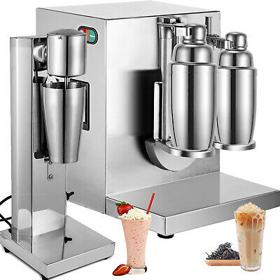 Commercial Milkshake Maker Machine &Bubble Boba Milk Tea Shaker Shaking Mixer