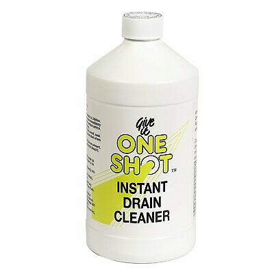 One Shot 1L - Clears Yours Drains In Minutes