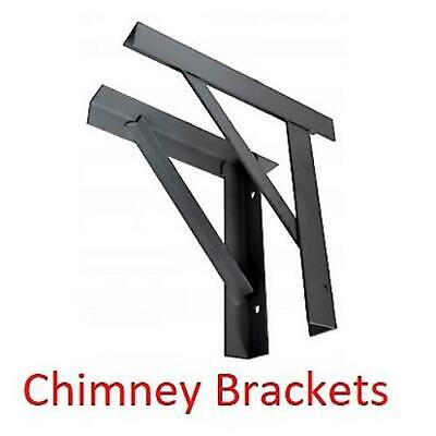 Gallow - Chimney Support Brackets - Heavy Duty - Free Delivery