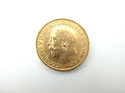 Großbritannien Georg V. 1910-1936  1 Sovereign GOLD 1912