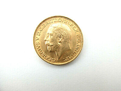Großbritannien Georg V. 1910-1936  1 Sovereign GOLD 1911