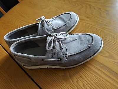 Timberland Sensorflex Deck Boat Shoes Loafters Size 7