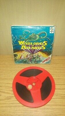 Warlords Of Atlantis Super 8 Mm