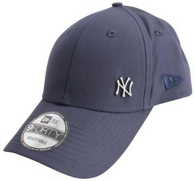 NEW ERA 9FORTY Flawless New York Yankees Cap - Navy - EUR 17 11ab23d18fa