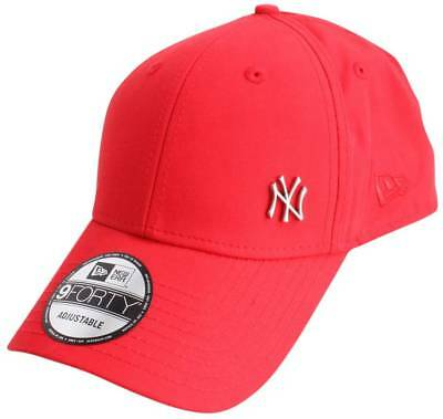 NEW ERA 9FORTY Flawless New York Yankees Cap - Red - EUR 17 18b24303cce1