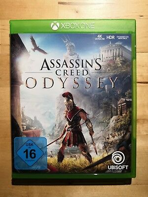 Assassin's Creed Odyssey (Microsoft Xbox One)