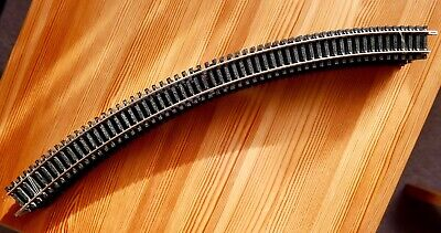 Hornby R609 - Double Curve 3Rd Radius - New - 8 Pieces