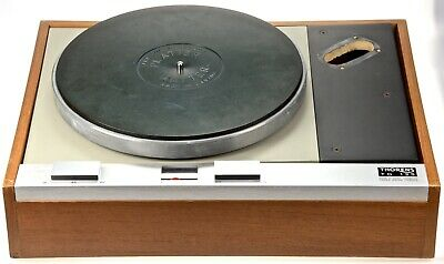 Thorens TD-125 MkII Turntable - SME Armboard - Very Good Condition