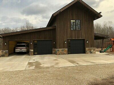 LUXURIOUS LODGE With 15 +/- acres Just Seconds From Town and Minutes from Lakes