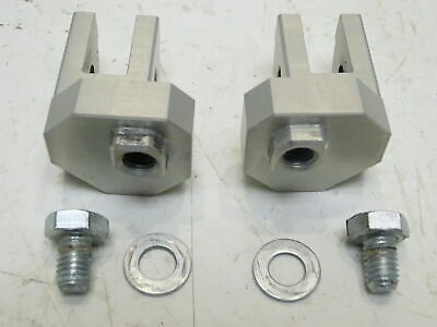 SW-Motech BMW Footrest Mounting Kit RS.07.011.80000.S