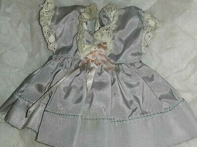 Vintage Doll Clothes DRESS (Tags), Virga, Vogue Ginny, Ginger, Muffie, Alex, 8""