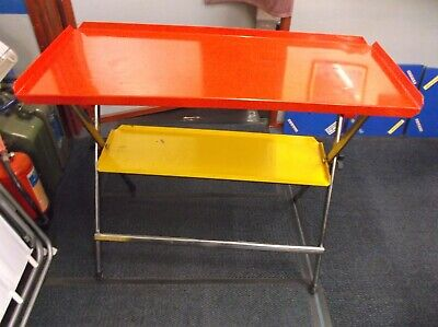 go kart classic 100cc work table pit stand top quality not your cheap type