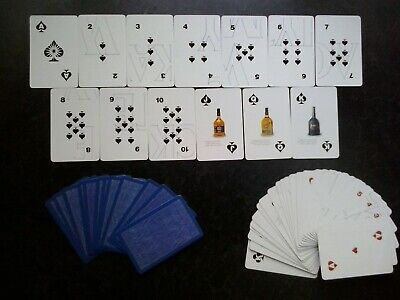 Whyte & Mackay Whisky Unique Deck Of Playing Cards.(Unused=Mint)