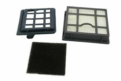 Label HEPA Filter Set for AEG/Electrolux/Tornado T8 (compares to AEG AEF 104).