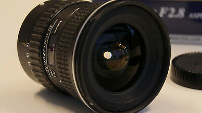 Tokina AT-X 116 DX 11-16mm F/2.8 PRO DX Lens Canon