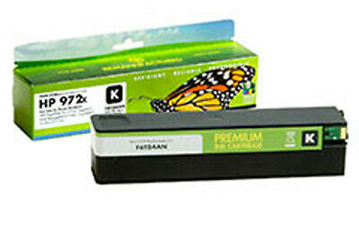 3PK 972X Color Ink Cartridge For HP 972 PageWide Pro 400 500 477dw 452dw 577dw