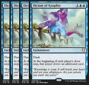 Dettami di Krufix Verzegelde boosters Dictate of Kruphix MTG MAGIC Jou Journey into Nyx Eng/Ita