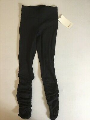 072d4c955 Lululemon Women Ready to Rulu Tight Black LW5BCNS Size 6