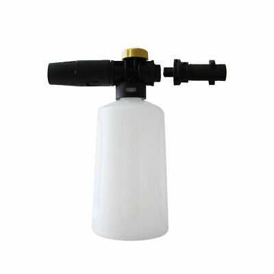 Pressure Watering Bottle Soap Gun Snow Foam Lance Cannon For Karcher K2-K7 750ML