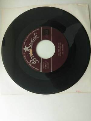 the crickets - maybe baby - buddy holly 45 rpm