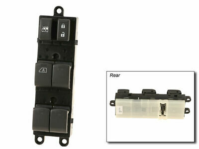 ACUMSTE Electric Power Window Master Lifter Control Switch for Nissan Frontier 2006-2016,25401-ZP50A